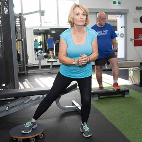 Menopause & Exercise