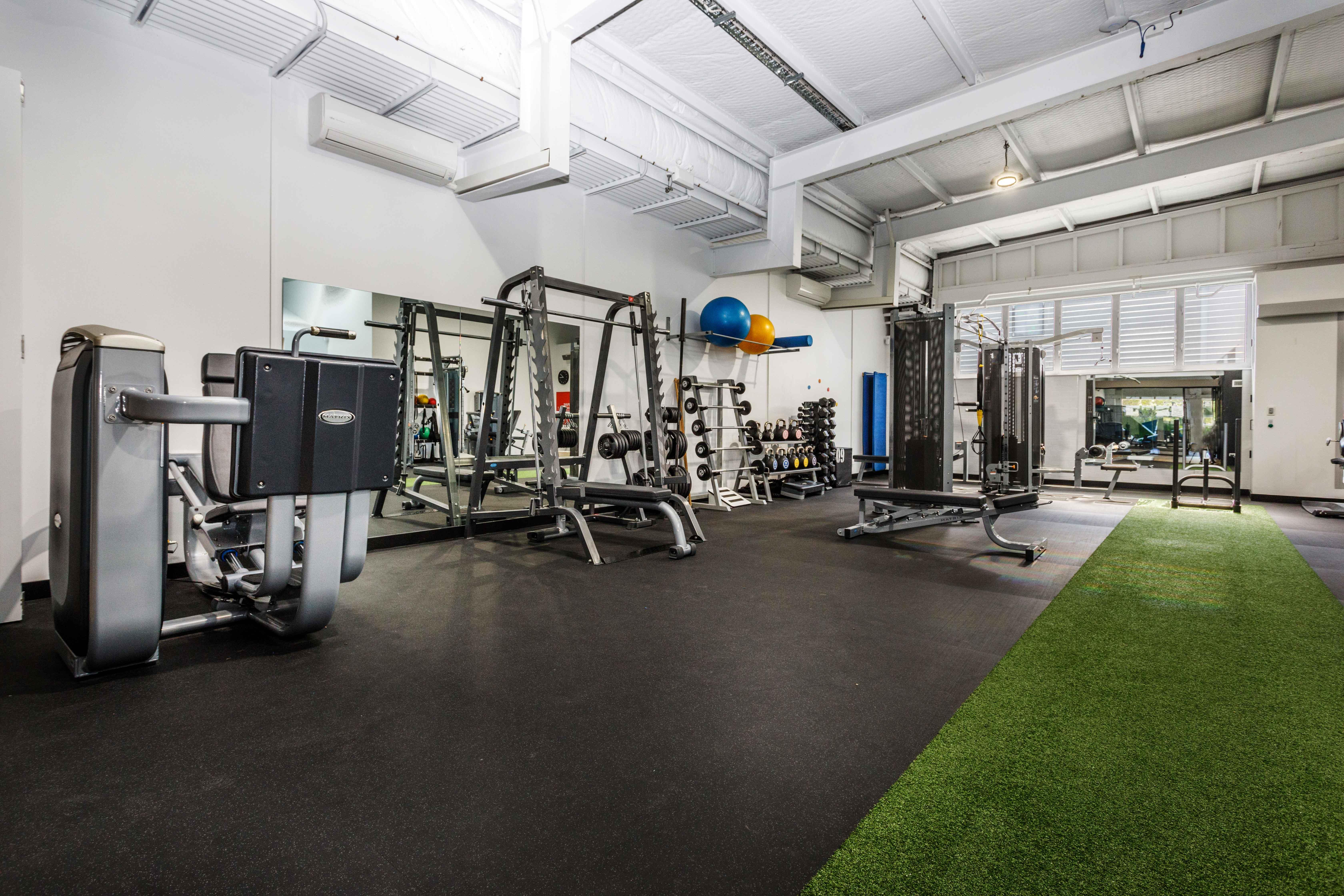 Rehab Gym Exercise Pilates Perth