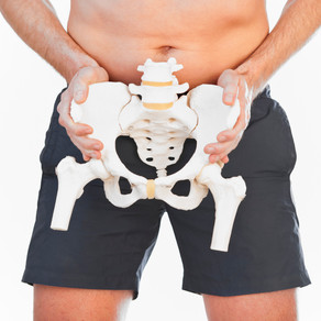 Men's Health Week: Pain in the Pelvis