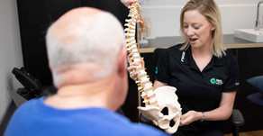 Q&A with our Men's Health Physiotherapist Anna on all things Pelvic Health.