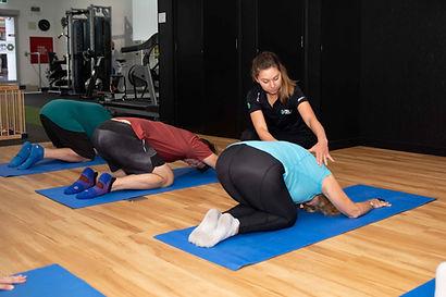 Therapeutic Yoga Perth Claremont