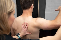 Shoulder Rehab clss