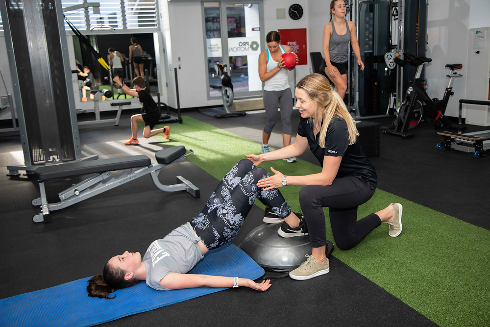 Teen Strength & Conditioning PROmotion Claremont