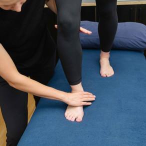Winter Sport Injuries: Ankle Sprain