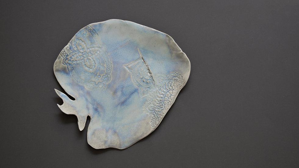 Ryba Porcelain Blue