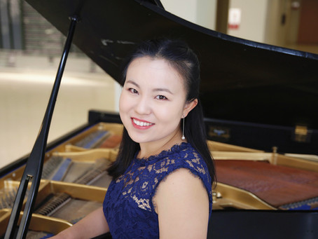 Featured ABA Piano Teacher - Hongling Liang