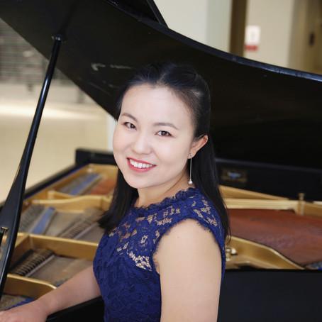 Featured ABA Piano Teacher - Hongling Liang