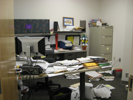 5 Tips for Organizing your Desk