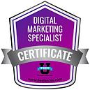 Digital Marketing Cerfitication Badge.pn