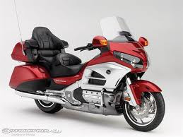 Gold Wing Motorcycle