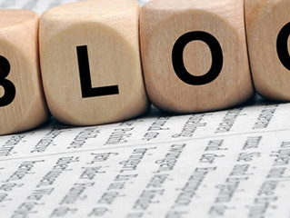 Benefits of Blogging for Small Business