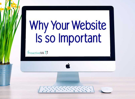 Why Your Website Is So Important