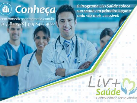 Conheça o Programa Liv+Saúde