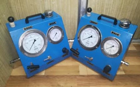 FYB-150 CHANGZHOU PUMP UNIT TYPE FYB-150 pneumatic hydraulic pump maximum working pressure: 150MPa m