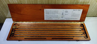 M/E TELESCOPIC FEELER GAUGE TOOL NO 13A72W DRAWING NO 913CA (5D-75775) (2D-71469) For sale. worldwid