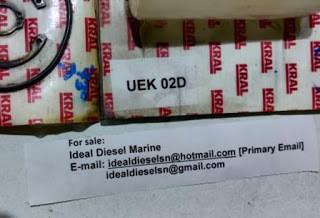 For sale: Kral pump UEK02D Maintenance kit Magnetic coupling KRAL PUMP UEK02D email: idealdieselsn@h