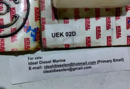 For sale: Kral pump UEK02D Maintenance kit Magnetic coupling KRAL PUMP UEK02D email: idealdieselsn@h
