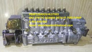 Bosch PE8P120A920/4LS7003 SCANIA DS14.43 0 402 648 803 842 27871C SCANIA DS14 .41 FUEL PUMP FOR SALE