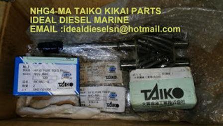 NHG4-MA TAIKO KIKAI INDUSTRIES NHG4 MA H.F.O. PURI FEED PUMP parts we have for sale Mechanical Seal
