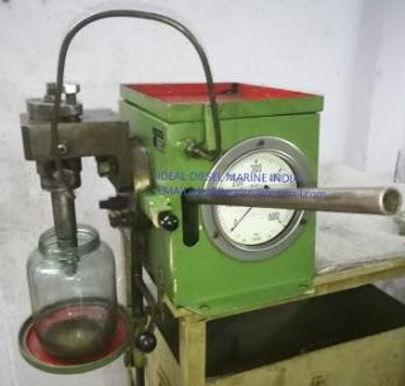 B&W 31152-03H1 Fuel valve testing pump Lorange for sale, IDEAL DIESEL MARINE INDIA E-mail: ideal