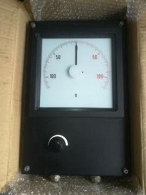 New Rudder Angle indicator NOA – 170 – D3v192S Draw-no 603.013.053 Serial-no 1305980.1.6