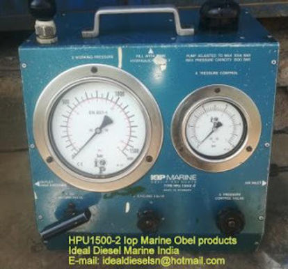HPU1500-2 IOP MARINE OBEL PRODUCTS FOR SALE worldwide delivery available, We are stockiest of All ty