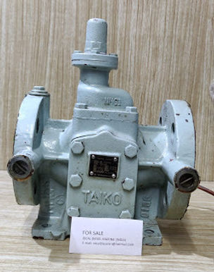 NHG-3MT TAIKO PUMP TYPE NHG – 3MT CAP 3m3/h SPEED 1200MIN−1 POWER 1.5KW Dis.press 0.15Mpa Suc.