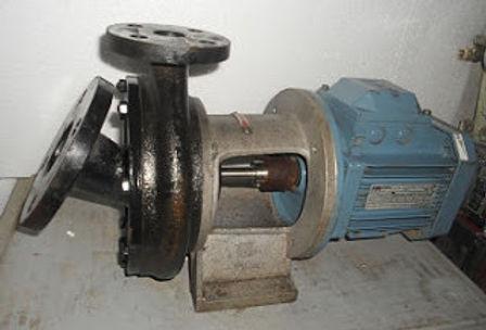 FW GENERATOR DISTILLATE PUMP NEW MERSER DENMARK TYPE- A25 A H MEK FWG Distillate pump ( complete ) F