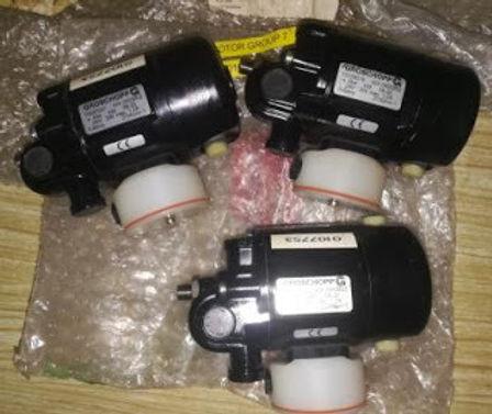 Groschopp Motor 24volt MTU Engine Governor motor Maker- Groschopp 10129278 wk 0920802 KM58-20 VOLT-2