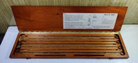 M/E TELESCOPIC FEELER GAUGE TOOL NO 13A72W DRAWING NO 913CA (5D-75775) (2D-71469) For sale. worldwid
