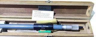 Mitutoyo 700-725mm inside micrometer New for sale,Worldwide , IDEAL DIESEL MARINE INDIA