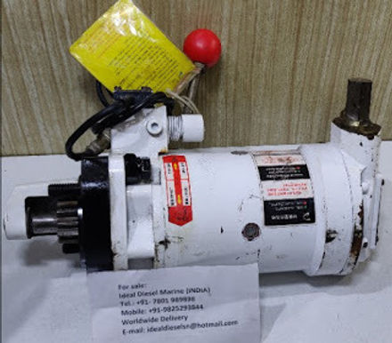For sale Spring starter Life boat engine starting motor CHONGQING STARTING POWER UNIT CO.LTD. 5202 M
