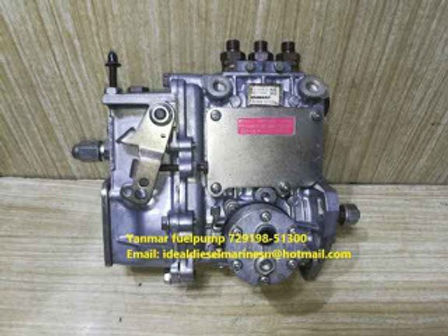 Yanmar fuelpump 729198-51300 20130819 H010 B450 we have for sale Email: idealdieselmarinesn@hotmail.