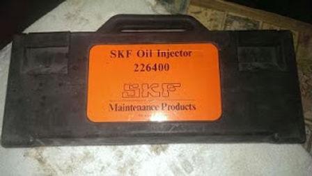 SKF 226400 OIL INJECTOR MAINTENANCE HIGH PRESSURE OIL INJECTOR KIT
