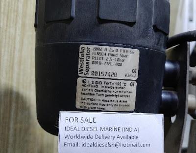 For sale Westfalia separator 0018-7781-000 3 way valve burkert DN25 PN25 273-1303.1 GGG 40.3 Email:
