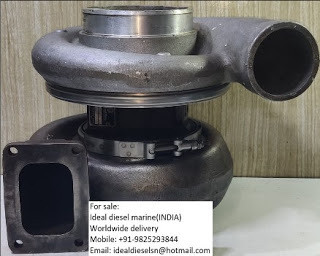 For sale 5101613 detroit turbocharger 8v71 Schwitzer turbo 4MF – 782.F2184A 360 Email: idealdieselsn