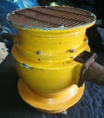 DASIC JET FAN PORTABLE GAS FREEING FAN DASIC JETFAN70 DASIC MARINE LIMITED WATER DRIVEN FAN FOR VESS