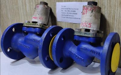 For sale SKIT'S DEB 10,0 2way piston valve EN22 DN32 59191030202 Backwash outlet valve RWO we have f