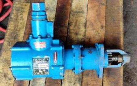 RWO OIL DISCHARGE VALVE SKIT DEB 10 RWO PART NO 2/2W PISTON VALVE EN22 DN40 PN16JL1040 AND BACKWASH