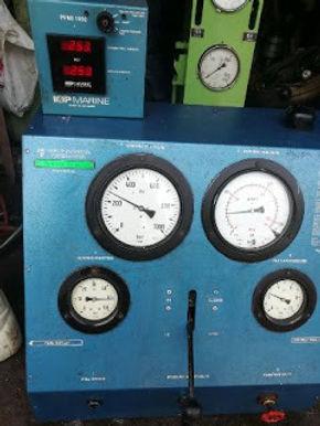 fuel valve test unit iop marine hanmi marine and others main engine fuel valve test unit IDEAL DIESE