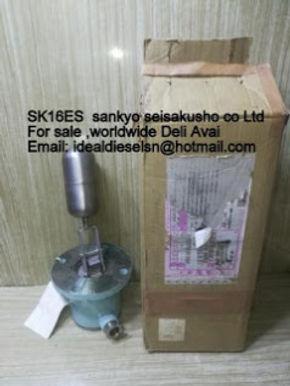 SK16ES sankyo seisakusho co Ltd float switch sankyo seisakusho co. Ltd S-K 16ES new 1piece we have f