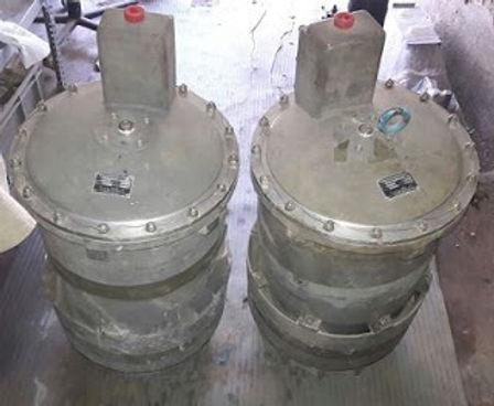 THE J.C.CARTER CO. Ltd USA NEW CENTRIFUGAL PUMP for NEW LNG FLUID PUMP GPM-1320 JC CARTER LNG PUMP J