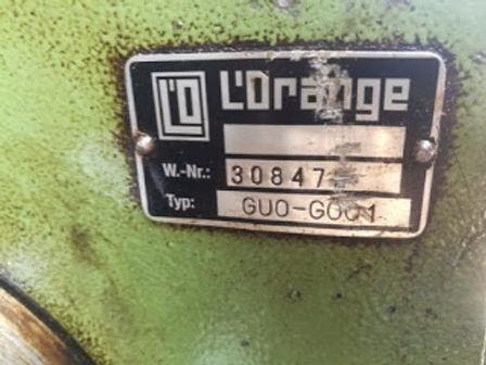 GUOG001 LORANGE GUO-G001 Reconditioned 2pieces b&w 23/30 28/32 injector tester b&w 28/32 fue