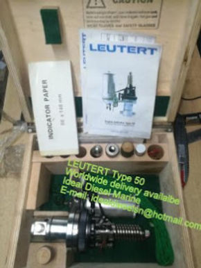 LEUTERT Type 50 Engine indicator 4656.00.00000 we have for sale , Leutert Type50 indicator Leutert e