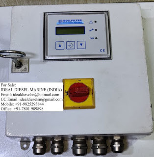 For sale Boll Filter electronic control panel type-2200 electronic controller 430 2200 Email: ideald