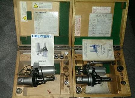 LEUTERT ENGINE INDICATOR TYPE 50Z1 [IDEAL DIESEL MARINE ]