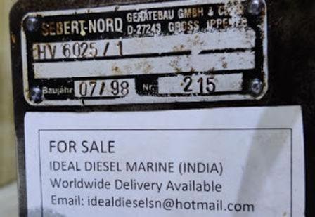 Sebert nord GMBH HV6025 / 1 fuel valve tester Geratebau Gmbh. we sale and export in reasonable price