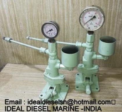 Yanmar Engine Fuel valve Tester Yanmar Engine Nozzle Tester for sale .MAL UL GL S185 M220 M200 Fuel