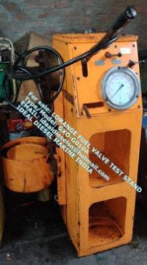 For sale: GXO-G010A LORANGE FUEL VALVE TEST STAND Type/Model: GXO-G010A LORANGE GXOG010A EMAIL: idea