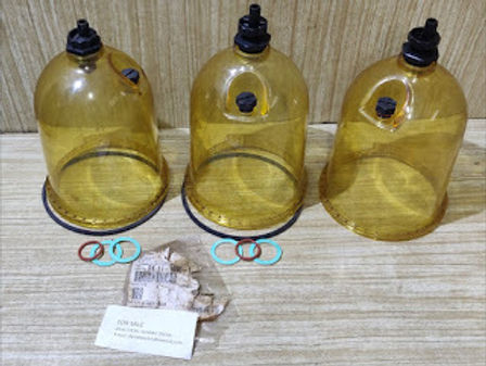 Racor parker Rk 11-1606-1 Clear bowl kit for sale RK 11-1606-1 kit FOR SALE EMAIL: idealdieselsn@hot